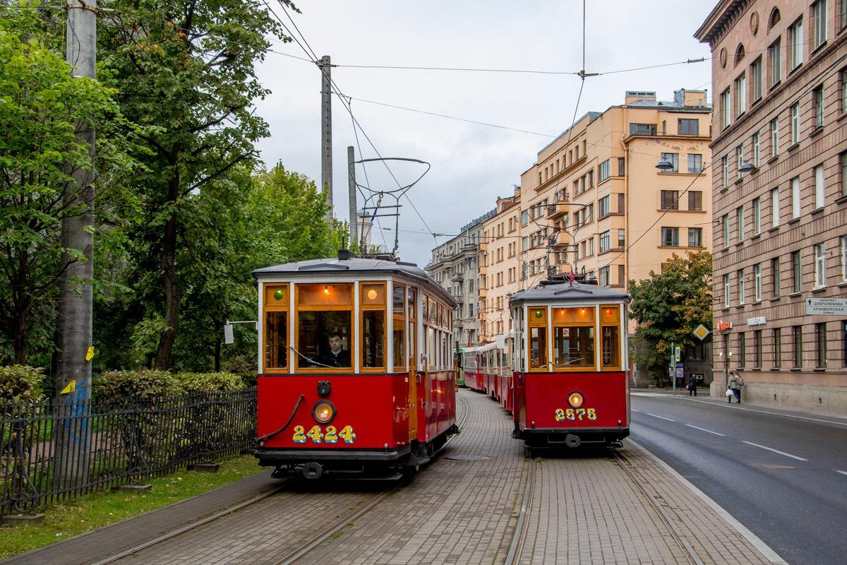 Кажется, Петербург снова дурят трамваями: Соколов и переносы сроков