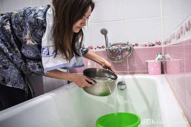 Отключение горячей воды в Хабаровске стартует 7 сентября