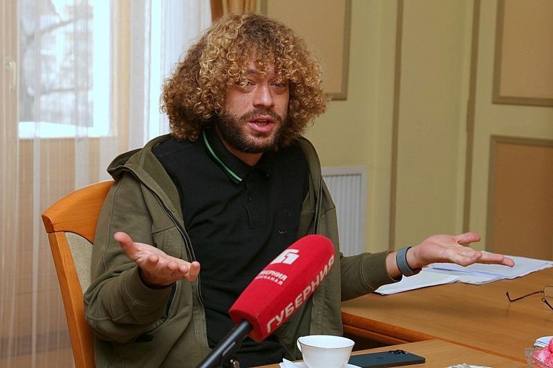 Известный блогер Илья Варламов приехал в Хабаровск