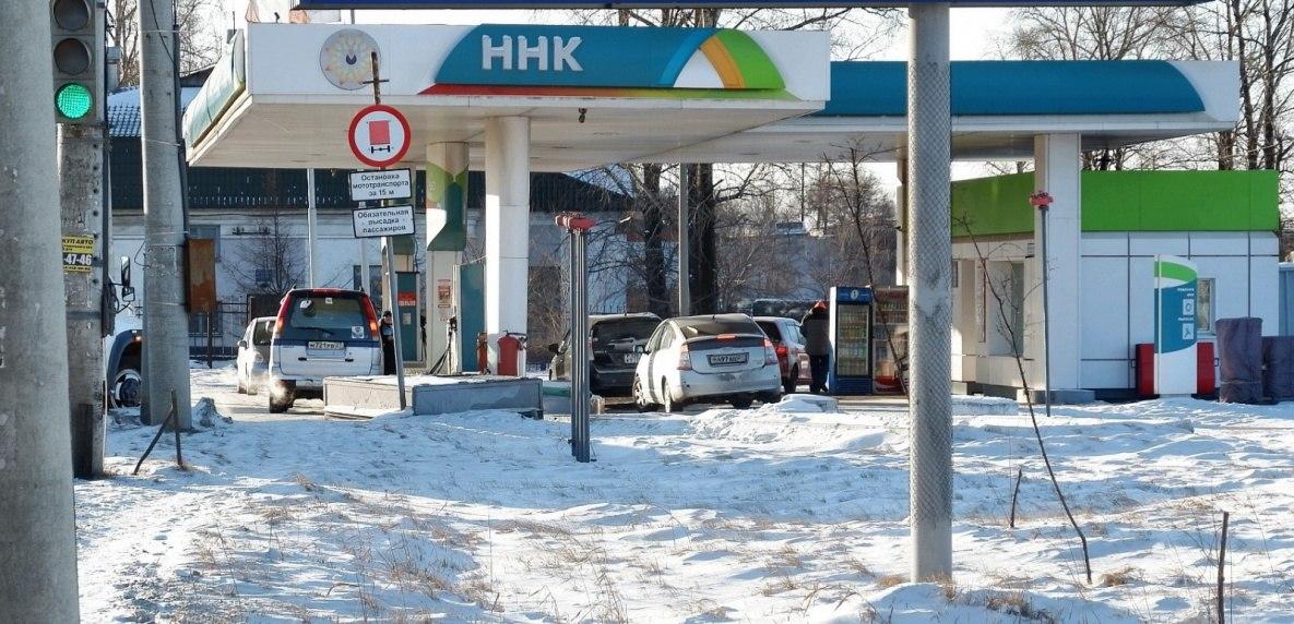 600 тонн бензина АИ-95 выпустил Хабаровский НПЗ