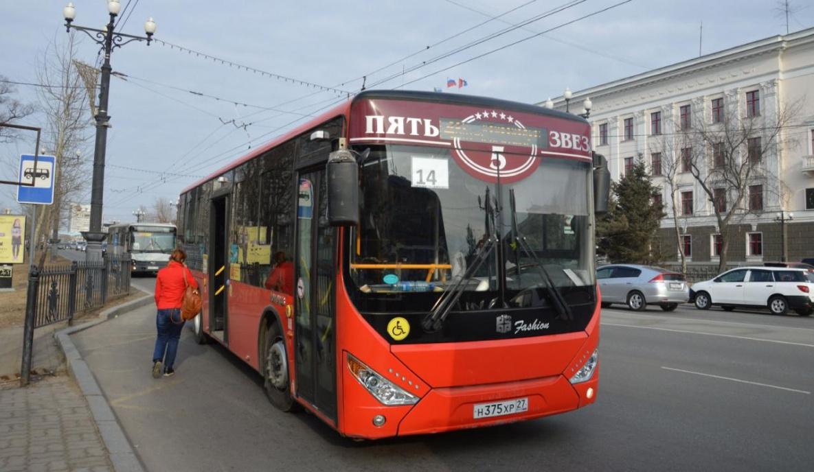 Водитель автобуса выставил ребенка в холодный Хабаровск