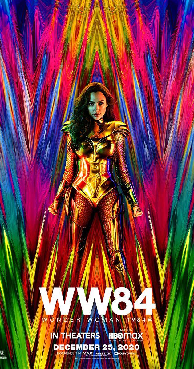 Free Download Wonder Woman 1984 Full Movie