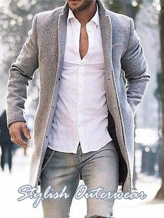 Stylish outwear