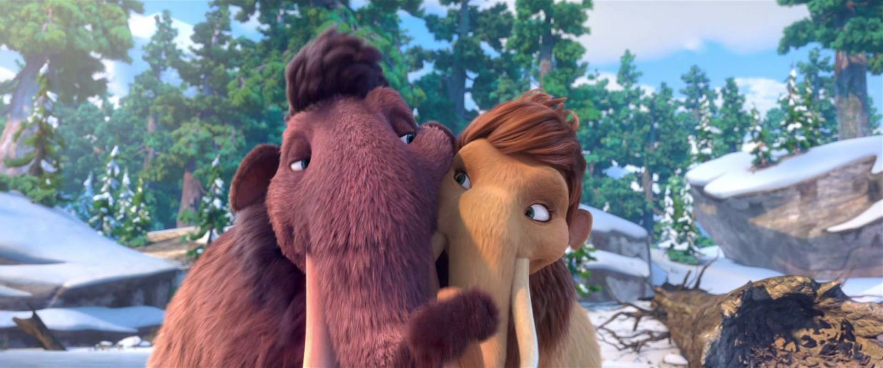 Screenshot of Ice Age: Collision Course