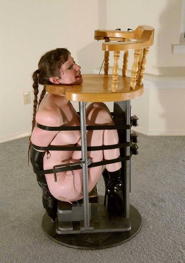 Women Dildo Chair Bondage