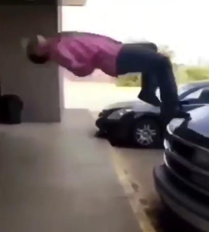 El chulo del parking
