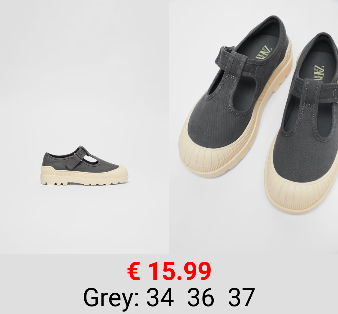 SHOES WITH TOECAP