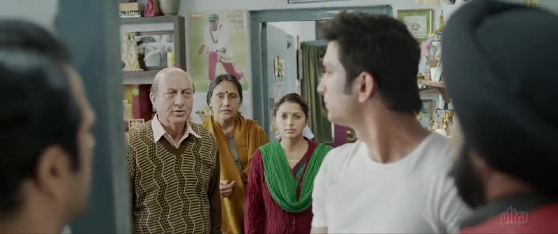 Movie Screenshot of M.S. Dhoni: The Untold Story