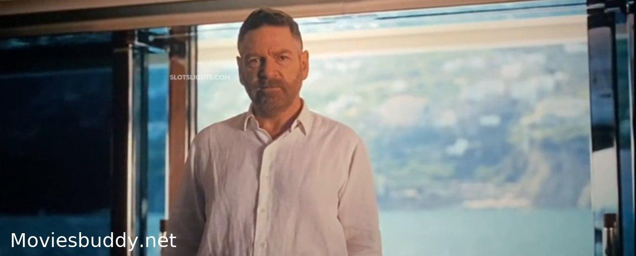 Movie Screenshot of Tenet