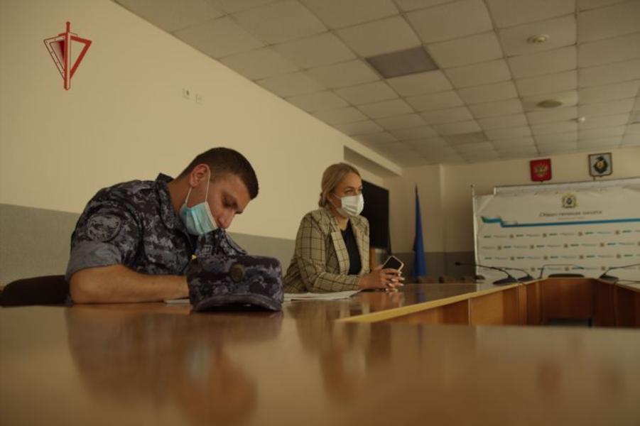 Росгвардия проверяет избирательные участки в Хабаровском крае