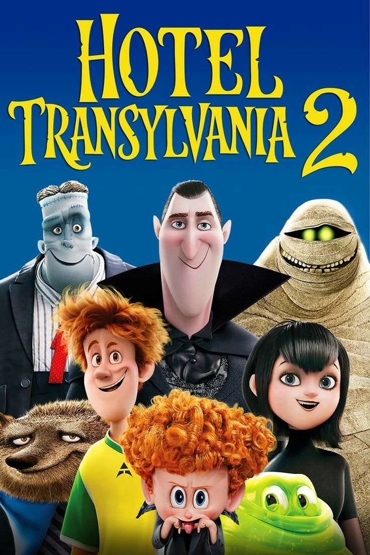 Free Download Hotel Transylvania 2 Full Movie