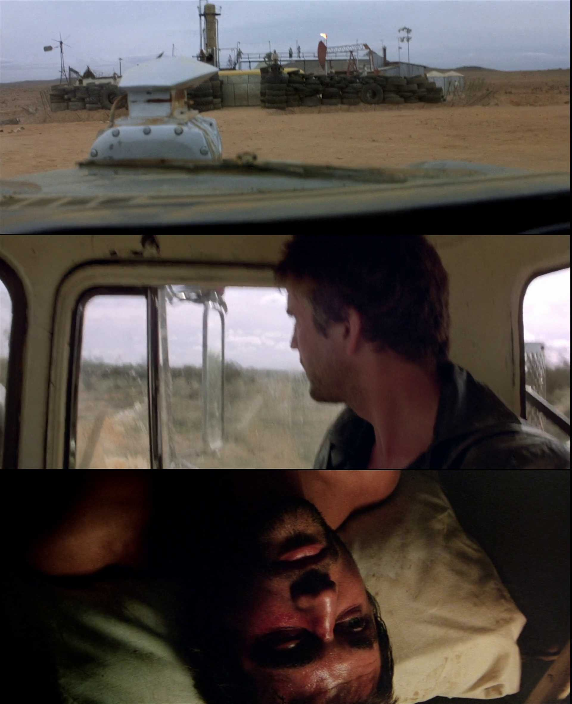 Screenshot of Mad Max 2 Movie