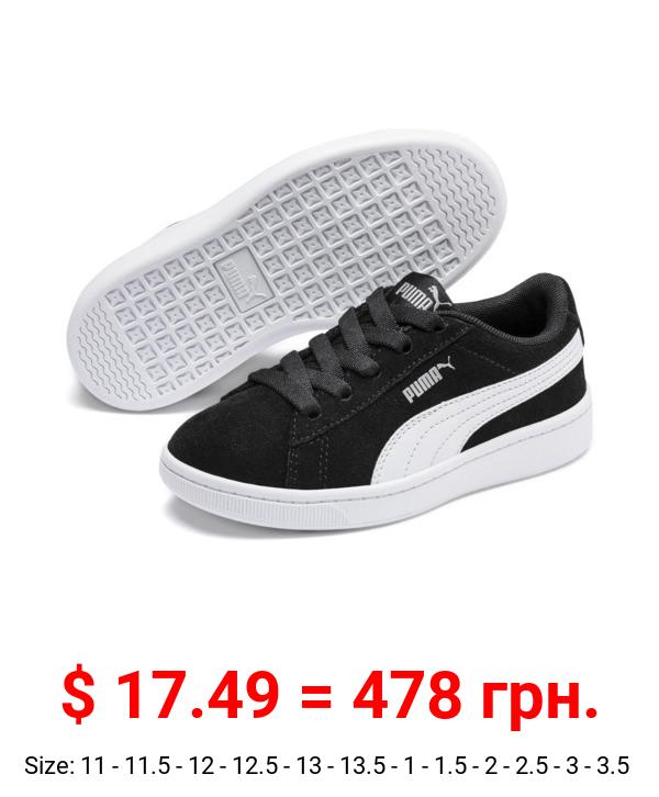 PUMA Vikky v2 Suede Little Kids' Shoes