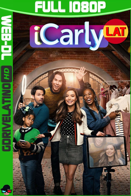 iCarly (2021) Temporada 01 [01/13] WEB-DL 1080p Latino-Ingles MKV