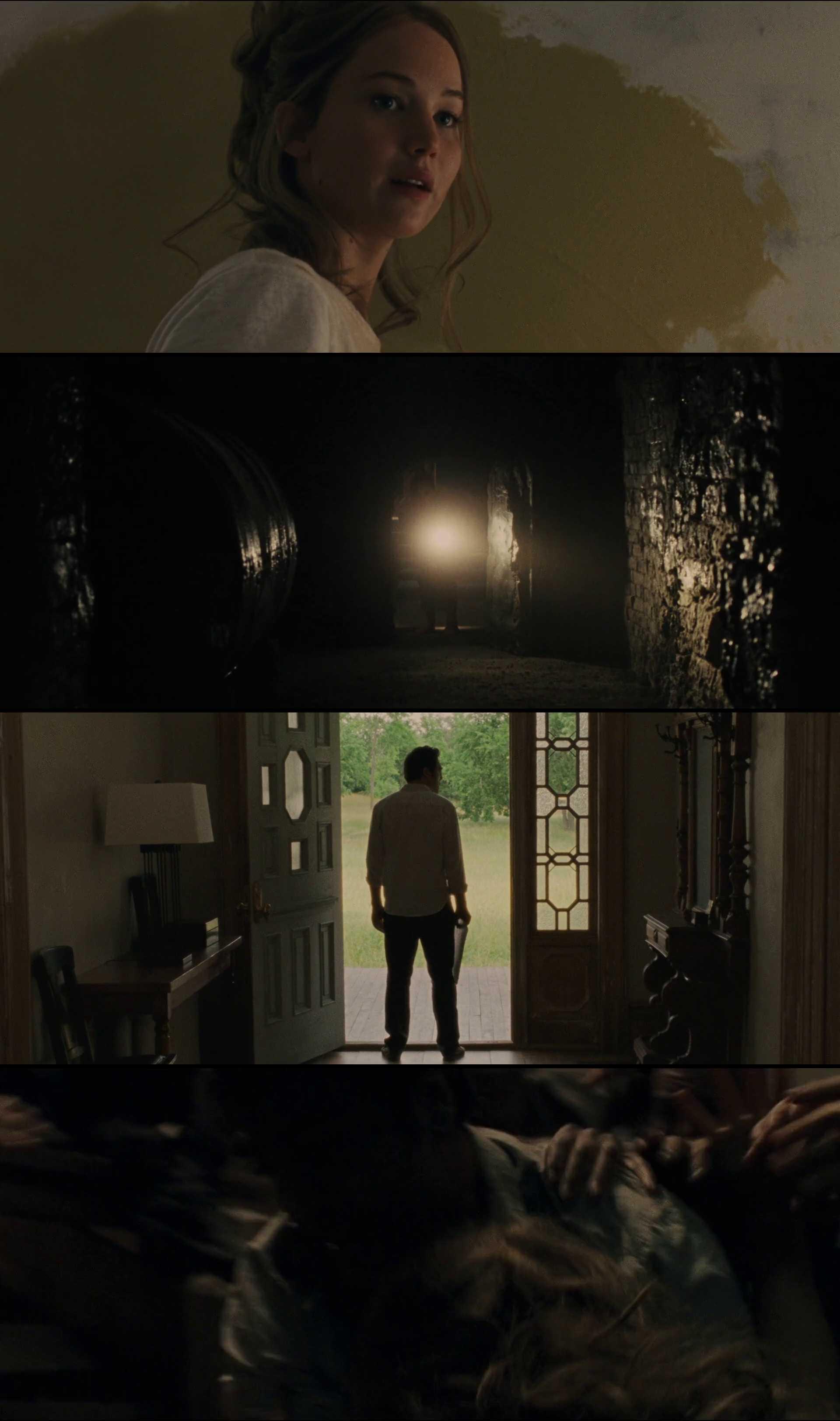 Screenshot of Mother! Movie