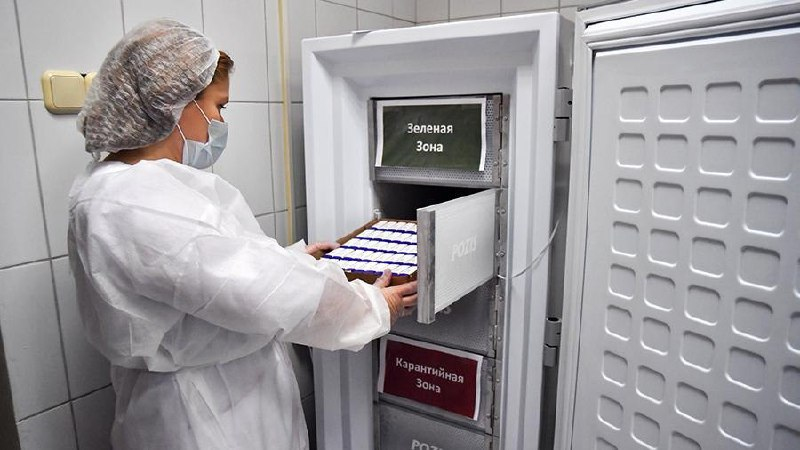 В Хабаровске начинается вакцинация медиков от COVID-19