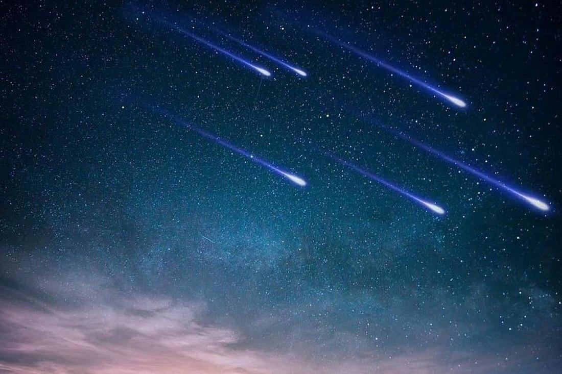Сотни метеоров пролетят в небе над Хабаровском
