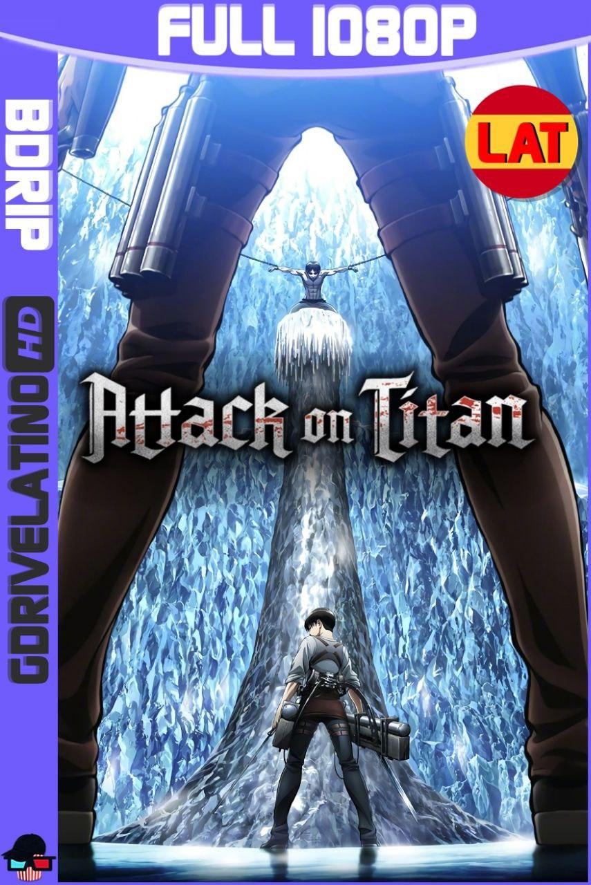 Ataque a los Titanes (2018) Temporada 03 Full HD BDRip 1080p Latino-Japones MKV