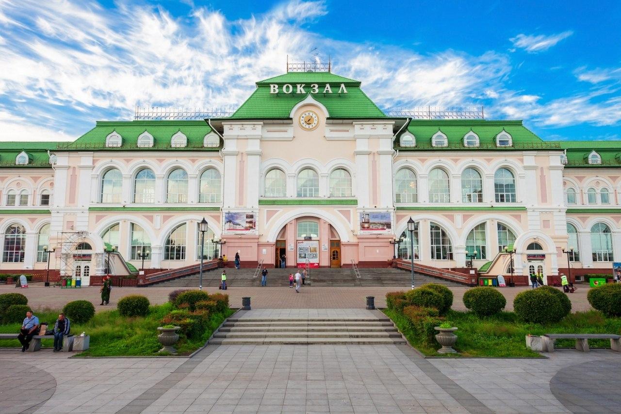 Привокзальная площадь (Хабаровск)