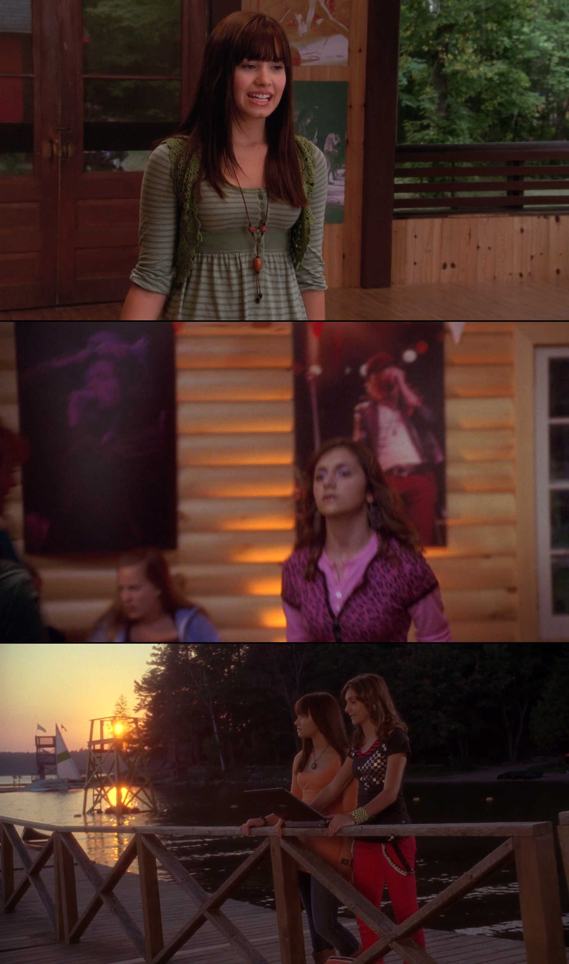Screenshot of Camp Rock Movie