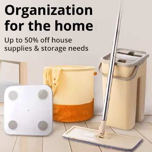 Organization for the home: