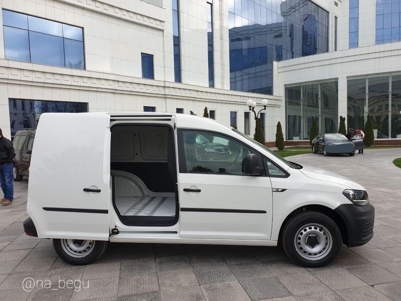 Volkswagen Caddy Narxi - Цена на Кэдди в Узбекистане - 6