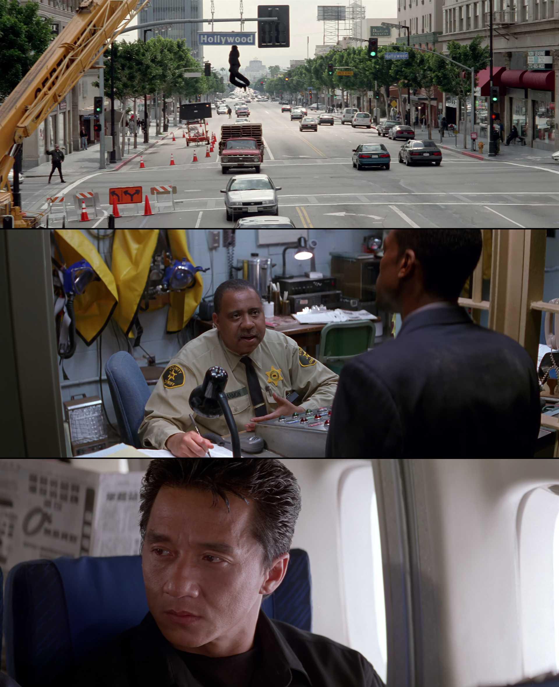 Screenshot of Rush Hour Movie