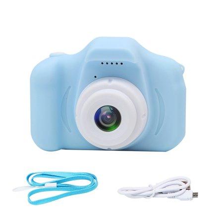 X2 Mini Digital Camera for Children Photo Recording Multifunction Camcorders for Children
