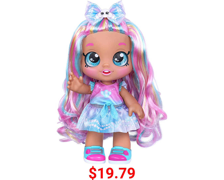 "Kindi Kids Kind Scented Sisters - Pre-School 10 "" Play Doll - Pearlina"