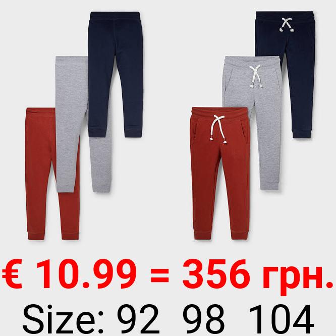 Multipack 3er - Jogginghose
