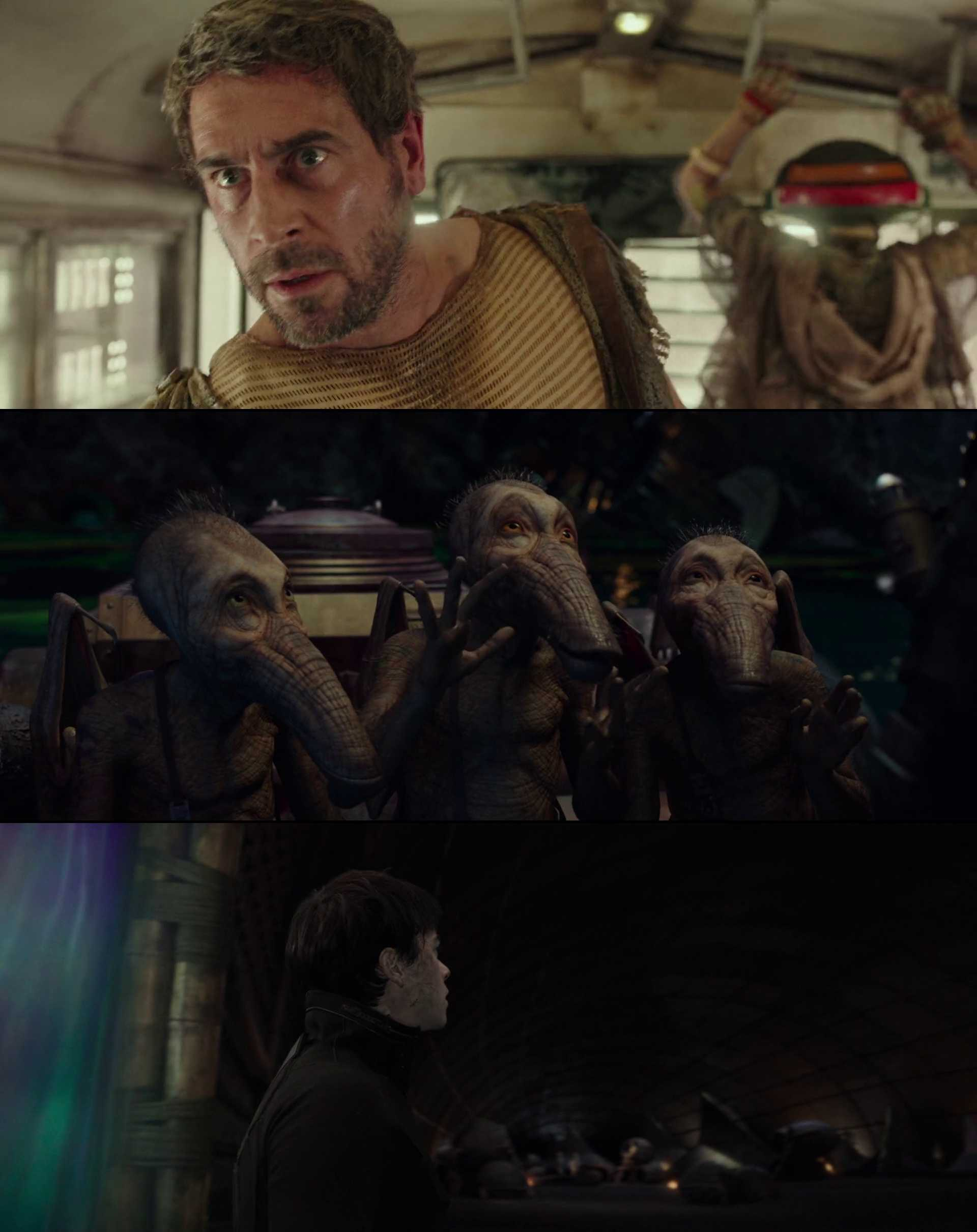 Screenshot of Valerian and the City of a Thousand Planets Movie