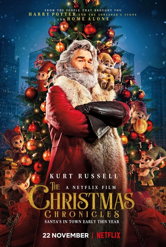 Free Download The Christmas Chronicles Full Movie