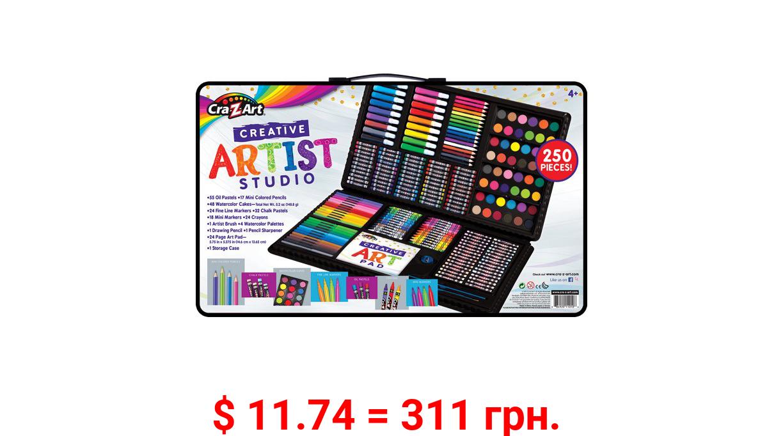 Cra-Z-Art Creative Artist Studio, 250 pieces