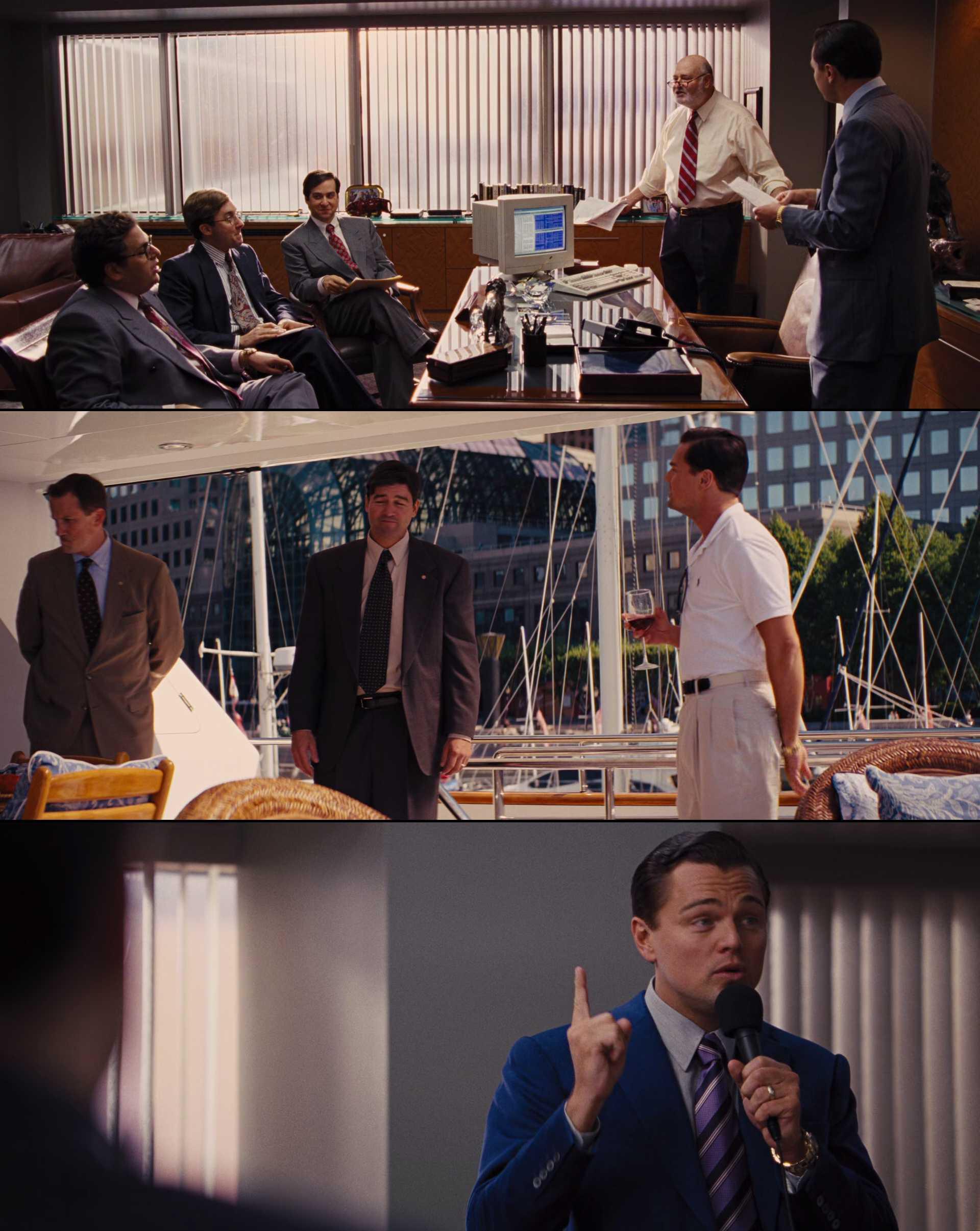 Screenshot of The Wolf of Wall Street