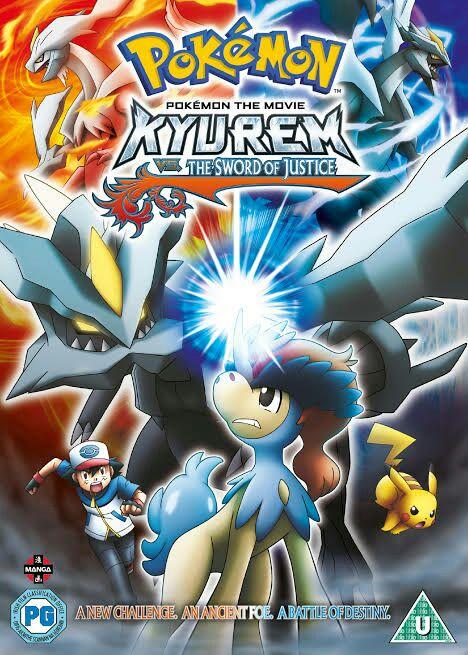 Free Download Pokémon the Movie: Kyurem vs. the Sword of Justice Full Movie