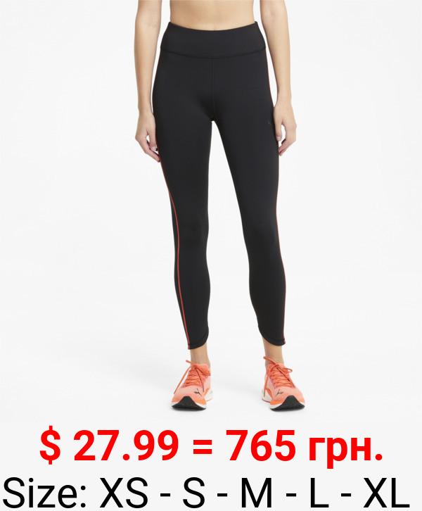 Regular Rise Women's 7/8 Running Leggings