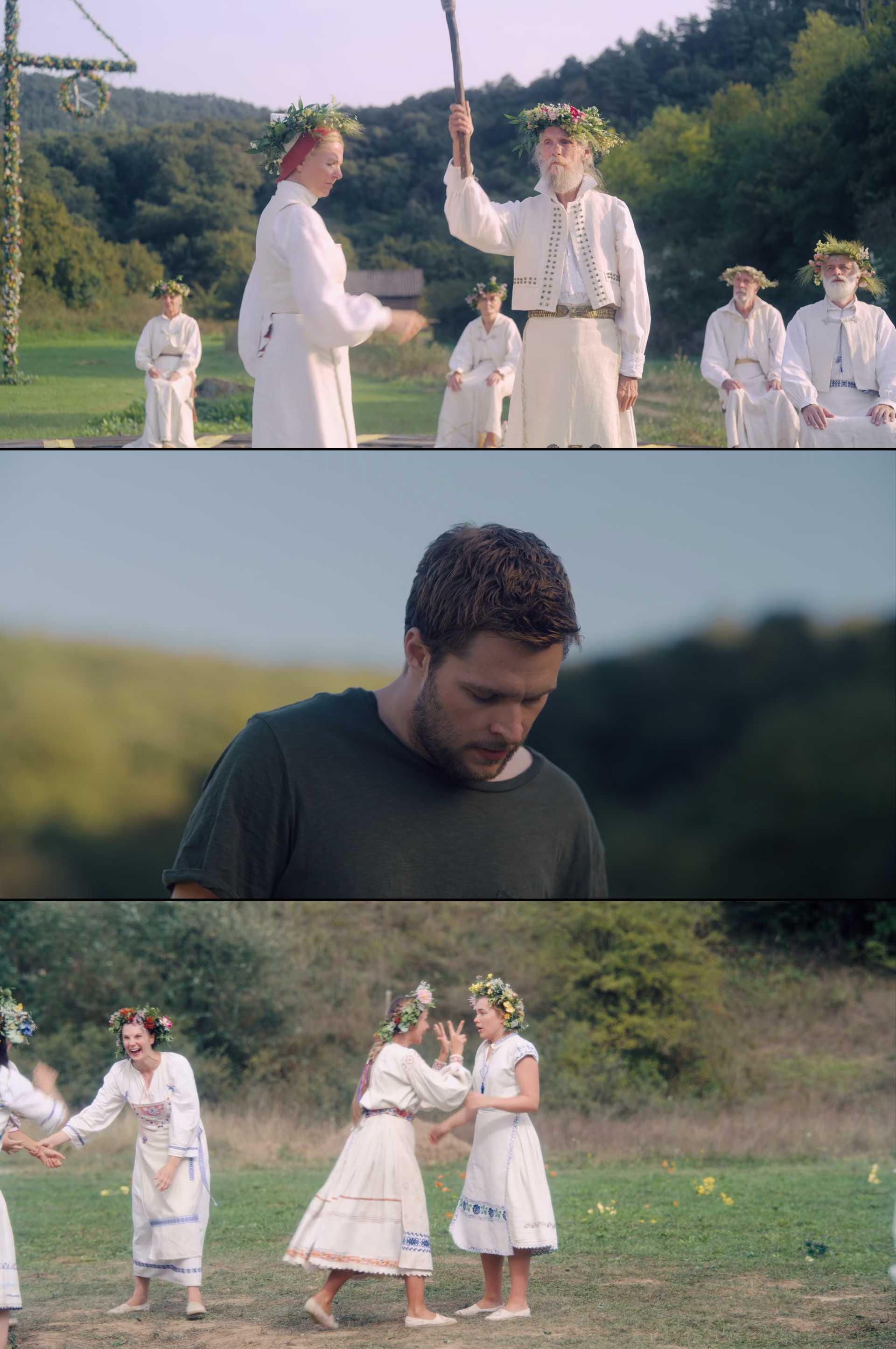 Screenshot of Midsommar Movie