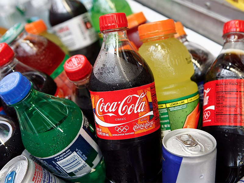 В России хотят ввести акциз на сладкие напитки