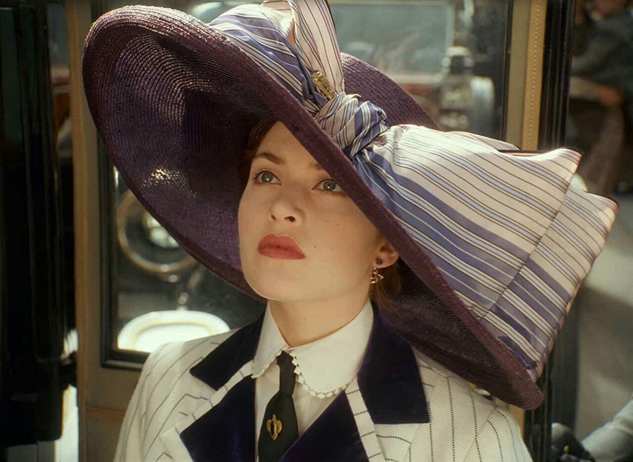 Movie Screenshot of Titanic