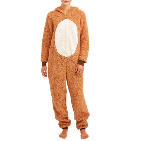 Matching Family Christmas Pajamas Womens and Womens Plus Rudolph Union Suit