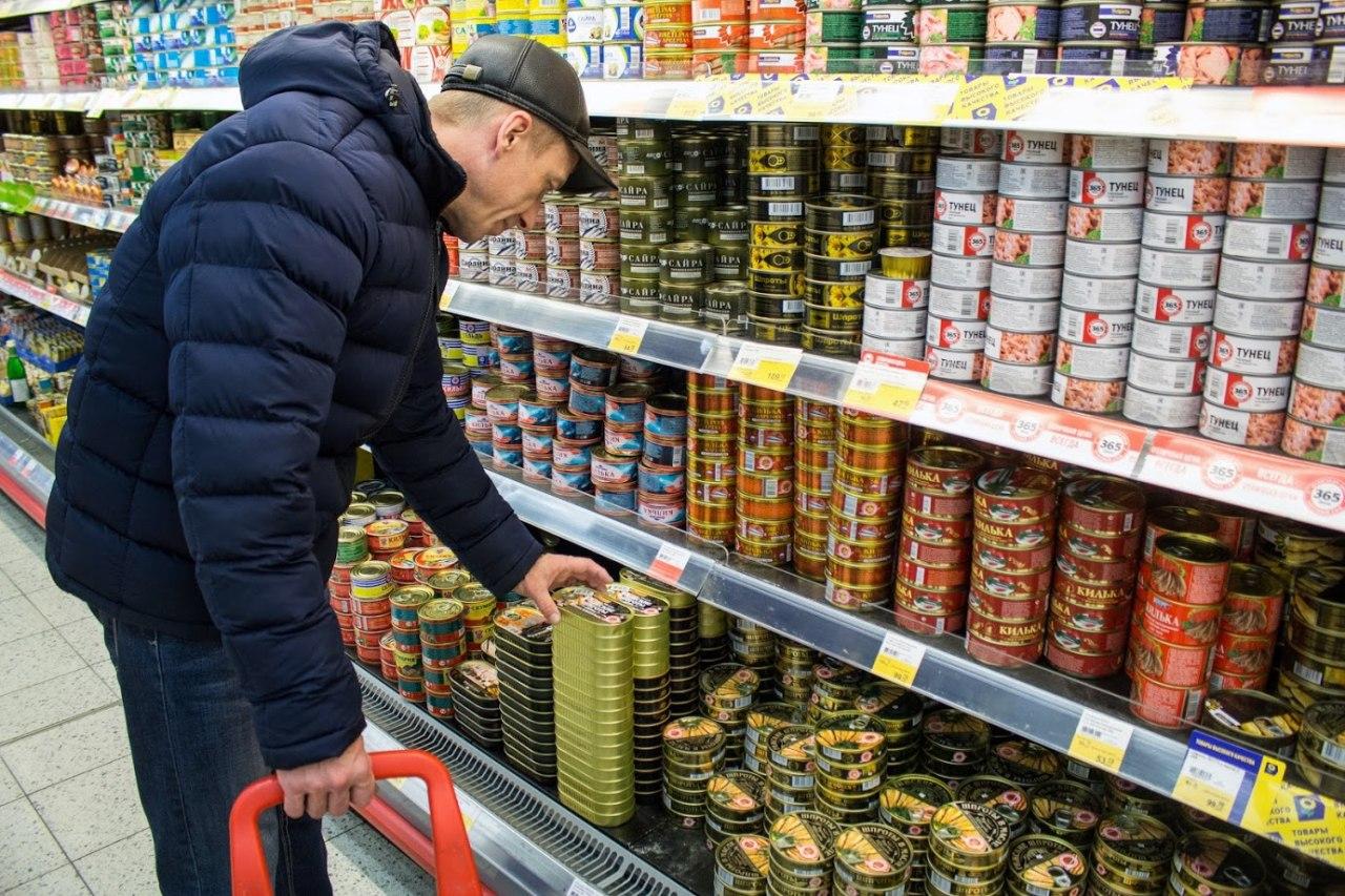 Цены в Хабаровских магазинах взлетят из-за падение курса рубля