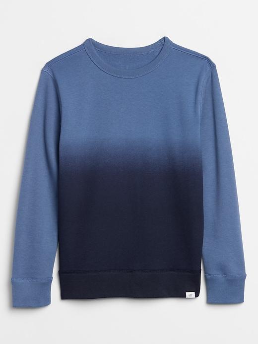 Kids Tie-Dye Sweatshirt