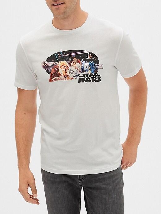 Gap &#124 Star Wars&#153 Graphic T-Shirt