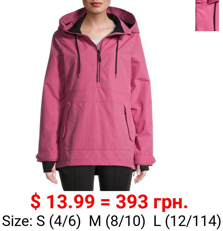Swiss Tech Women's 1/4 Zip Pullover Jacket