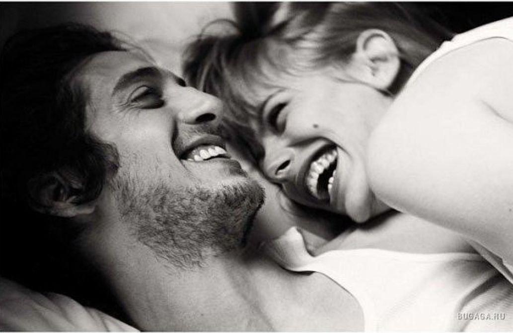 Он и она смешные картинки любовь, юбилею мужчине картинка
