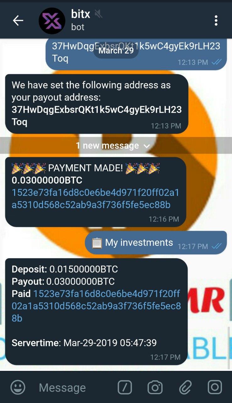 🏦INVEST MMR🏦 – Telegram