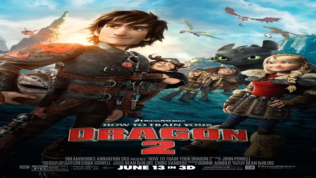 How To Train Your Dragon (2014)
