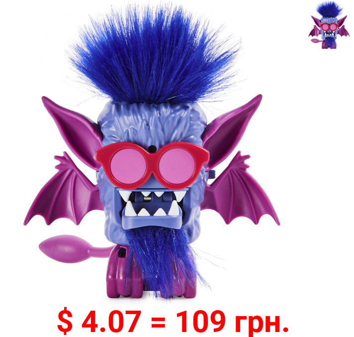 Scritterz, Battyz Interactive Collectible Jungle Creature Toy with Sounds and Movement, for Kids Aged 5 and up