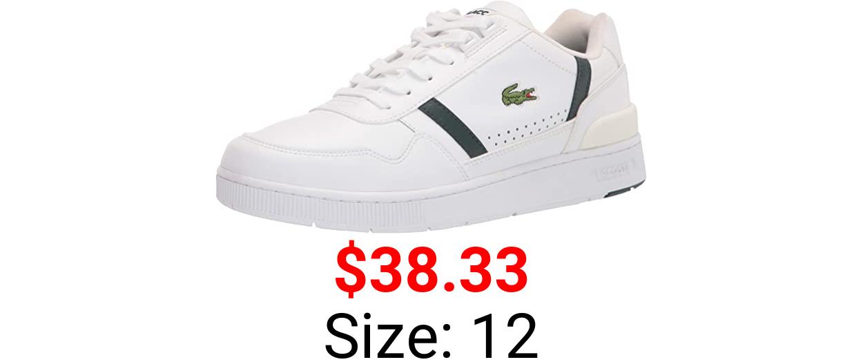 Lacoste Men's T-Clip Sneakers