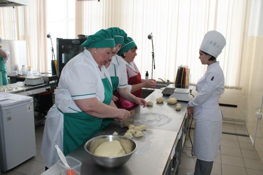 Битва шеф-поваров больниц прошла в Хабаровске
